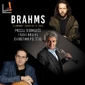 ブラームス: クラリネット、ピアノとチェロのための三重奏曲 Op.114、クラリネットとピアノのためのソナタ第1番、第2番