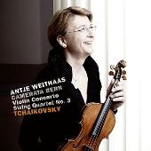 Tachikovsky: Violin Concerto