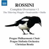 クリスティアン・ベンダ/Rossini: Complete Overtures Vol.1 [8570933]
