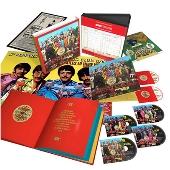 サージェント・ペパーズ・ロンリー・ハーツ・クラブ・バンド(スーパー・デラックス・エディション) [4SHM-CD+Blu-ray Disc+DVD+立版古]<完全生産限定盤>