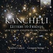 カンチェリ: 友人への手紙