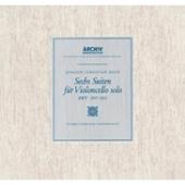 J.S.Bach: 6 Cello Suites <限定盤>