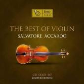 サルヴァトーレ・アッカルド/The Best of Violin [FONE067GD]