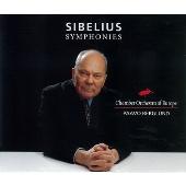 パーヴォ・ベルグルンド/シベリウス: 交響曲全集 [WQCC-270]