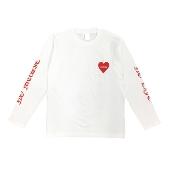 WEGO × TOWER RECORDS ロングT-shirt WHITE Mサイズ