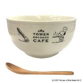 スヌーピー × TOWER RECORDS CAFE カフェオレボール