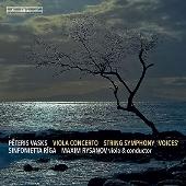 ヴァスクス: ヴィオラと弦楽オーケストラのための協奏曲&弦楽オーケストラのための交響曲「声」