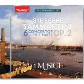 G.Sammartini: 6 Concertos in 7 Parts Op.2