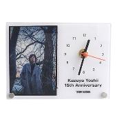 吉井和哉 × TOWER RECORDS アクリル時計