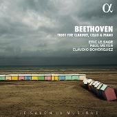 ベートーヴェン: ピアノ、クラリネット、チェロのための三重奏曲集