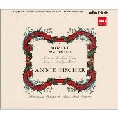 アニー・フィッシャー/モーツァルト: ピアノ協奏曲第20番, 第21番, 第22番, 第23番, 第24番, 第27番 [QIAG-50087]