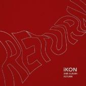 Return: iKON Vol.2 (Red ver.)