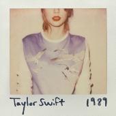 商品画像_洋楽 _Taylor Swift 1989 CD
