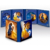 美女と野獣 MovieNEX コレクション [2Blu-ray Disc+2DVD]<期間限定版>