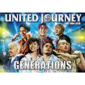 GENERATIONS LIVE TOUR 2018 UNITED JOURNEY [2DVD+写真集]<初回生産限定盤>