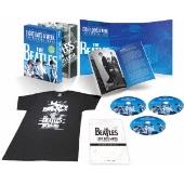 ザ・ビートルズ EIGHT DAYS A WEEK -The Touring Years Blu-ray コレクターズ・エディション [3Blu-ray Disc+ブックレット+オリジナルTシャツ:Mサイズ]<初回限定生産盤>