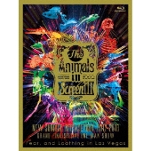 """The Animals in Screen III-""""New Sunrise"""" Release Tour 2017-2018 GRAND FINAL SPECIAL ONE MAN SHOW- [Blu-ray Disc+ブックレット]"""