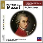 ネヴィル・マリナー/Marriner Dirigiert Mozart - Complete Symphonies [4805604]