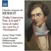 """Beriot: Violin Concertos No.4, 6 and 7, Scene de ballet, Air varie No.4 """"Montagnard"""""""