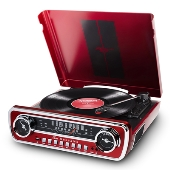 ION AUDIO Mustang LP Red
