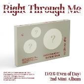 Right Through Me: 2nd Mini Album