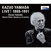 山田一雄 最晩年ライヴ集 1989-1991 [UHQCD]<タワーレコード限定>