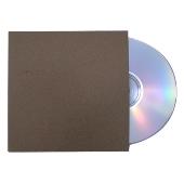 disk union 紙ジャケCDスリーブ(クラフト)5枚セット [ACS993]