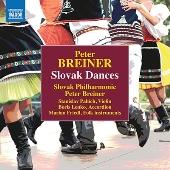 プレイナー: スロヴァキア舞曲集