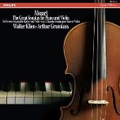 Mozart: The Great Sonatas for Piano and Violin