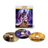 アベンジャーズ/インフィニティ・ウォー MovieNEX [Blu-ray Disc+DVD]<初回限定仕様>
