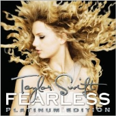 Taylor Swift/Fearless : Deluxe Platinum Edition [CD+DVD] [2723034]