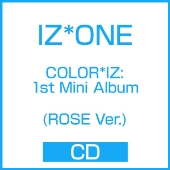 COLOR*IZ: 1st Mini Album (ROSE Ver.)
