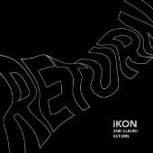 Return: iKON Vol.2 (Black ver.)