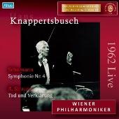 ハンス・クナッパーツブッシュ/R.Strauss: Tod und Verklarung Op.24; Schumann: Symphony No.4 Op.120 [ALT224]