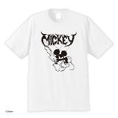 Mickey Mouse T-shirts ver.1 ホワイト L タワーレコード限定