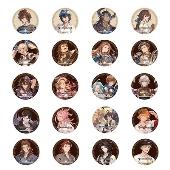 グランブルーファンタジー × TOWER RECORDS トレーディング缶バッジ(全20種)