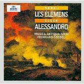 ルベル: 四大元素; テレマン: ソナタ(七重奏曲); グルック: バレエ「アレクサンドロス大王」<タワーレコード限定>