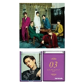 GOLDEN EPOCH <通常盤/トレカミラー Purple(リョウガVer.)付きタワーレコード限定セット>