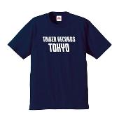 タワレコ TOKYO T-shirt ネイビー Mサイズ