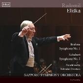 Brahms: Symphony No.1; Schubert: Symphony No.5; Mendelssohn: Hebrides Overture