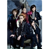 BUCK-TICK × TOWER RECORDS クリアファイル