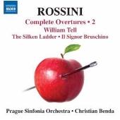 クリスティアン・ベンダ/Rossini: Complete Overtures Vol.2 [8570934]