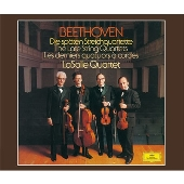 ベートーヴェン:後期弦楽四重奏曲集<タワーレコード限定>