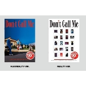 Don't Call Me: SHINee Vol. 7 (PhotoBook Ver.) (ランダムバージョン)