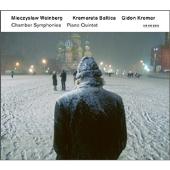Weinberg:: Chamber Symphonies, Piano Quintet