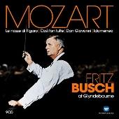 Fritz Busch at Glyndebourne - Mozart: Da Ponte Operas<限定盤>