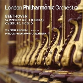 Beethven: Symphony No.3 'Eroica', etc