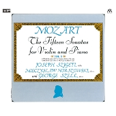 Mozart: The Fifteen Sonatas for Violin and Piano II [XRCD]