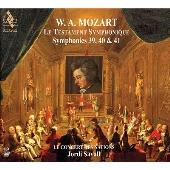 交響曲による遺言~モーツァルト: 交響曲第39番、第40番、第41番「ジュピター」