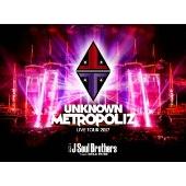 """三代目 J Soul Brothers LIVE TOUR 2017 """"UNKNOWN METROPOLIZ"""" [3DVD+フォトブック]<初回生産限定版>"""